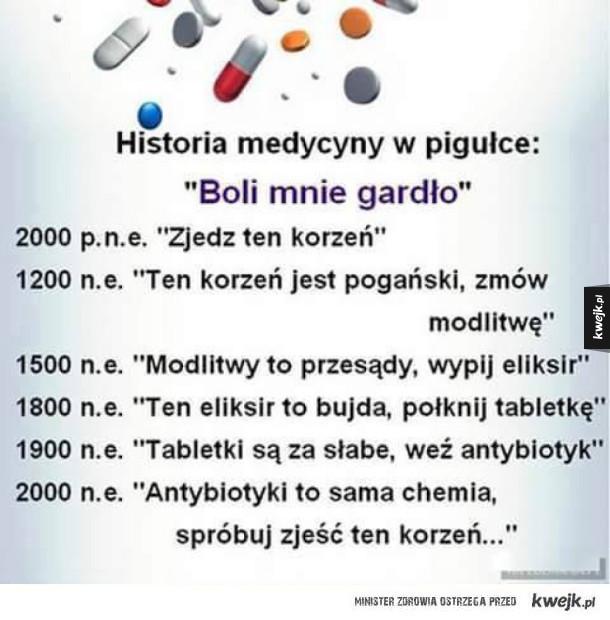 Medycyna w pigułce