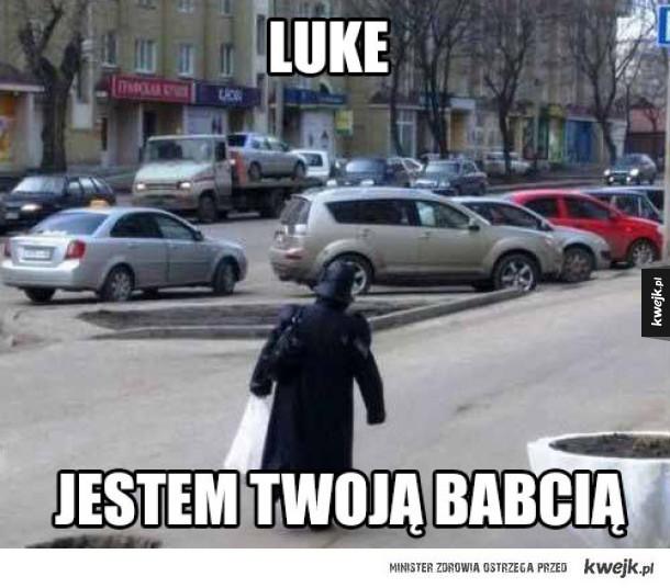 Darth Babcia