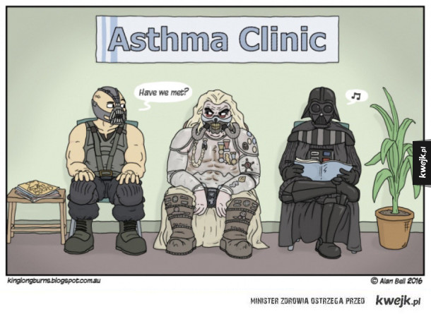Astmatycy