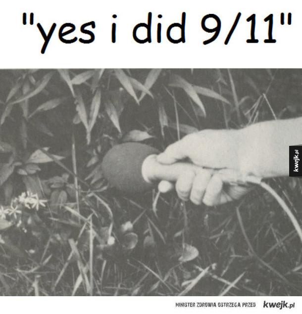 Bush się przyznał