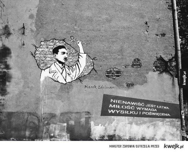 73. rocznica Powstania w Getcie Warszawskim