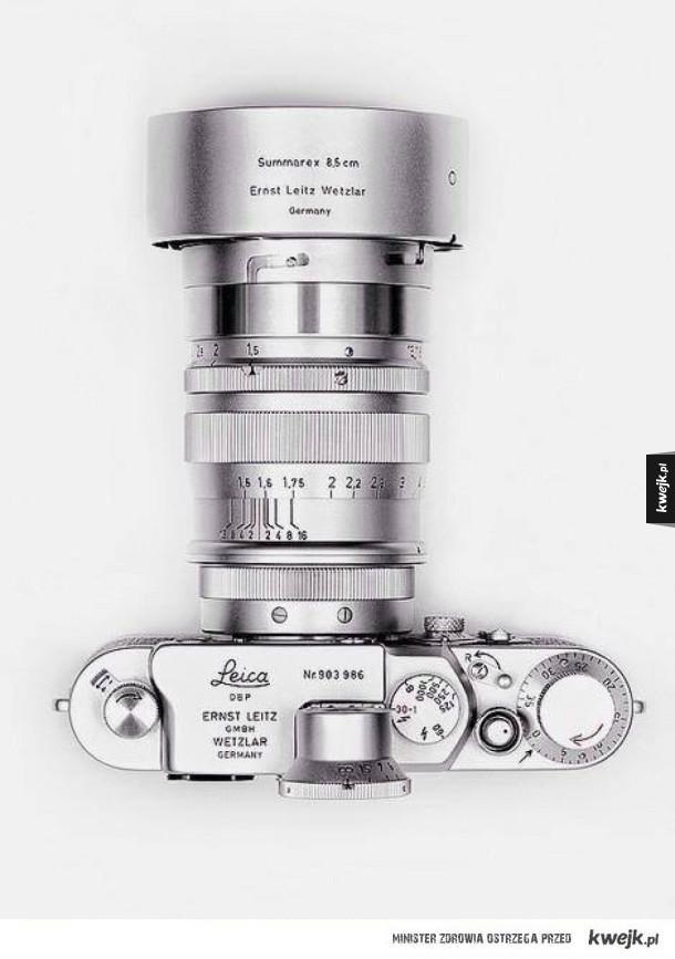 Piękna Leica
