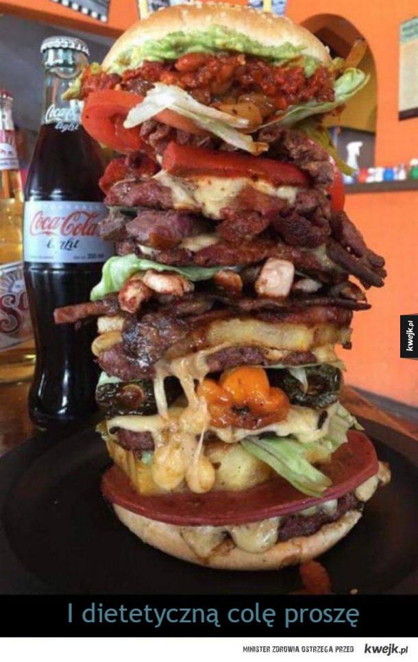 Najpiękniejszy burger