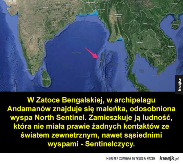 Sentinelczycy - plemię kompletnie odizolowane od świata
