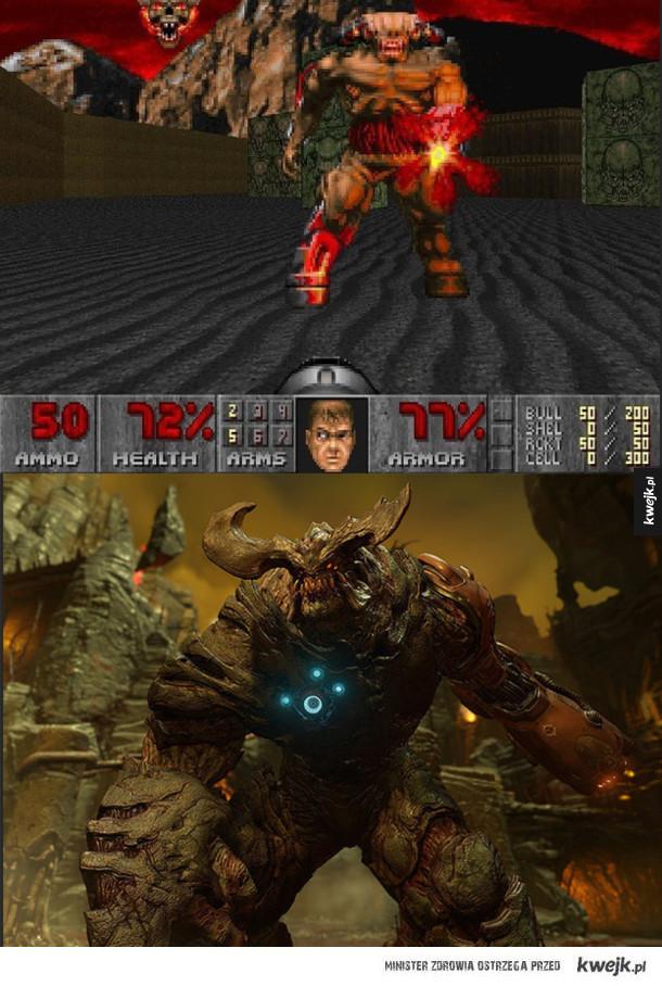Doom w latach 90. i dziś
