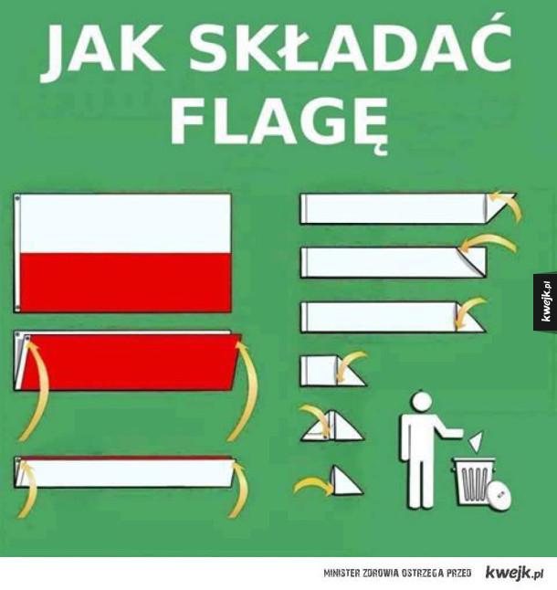 Z okazji dnia flagi