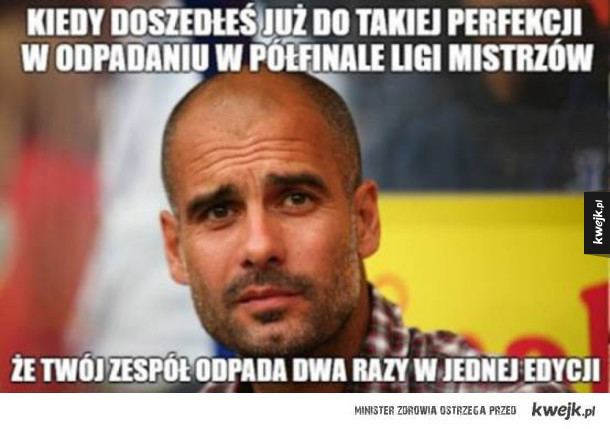 Biedny Guardiola