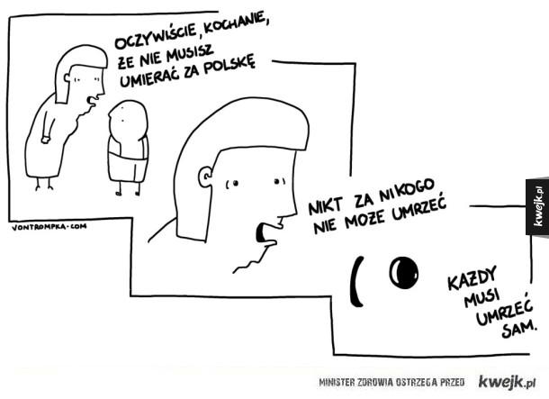 Umrzeć za Polskę
