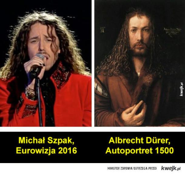 Szpak gwiazdą eurowizyjnych memów