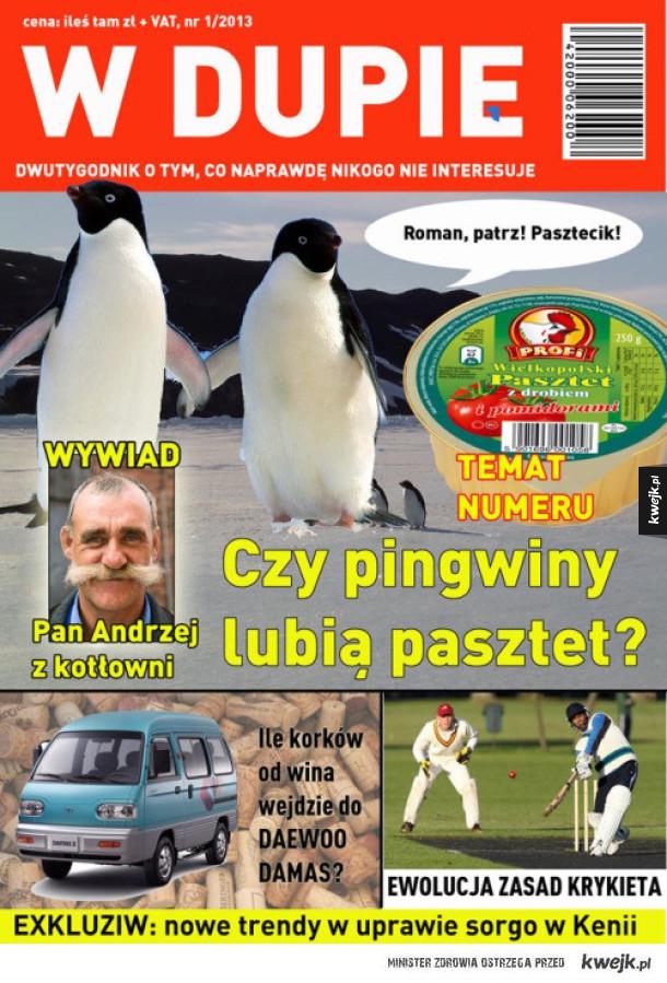 Niezwykły magazyn
