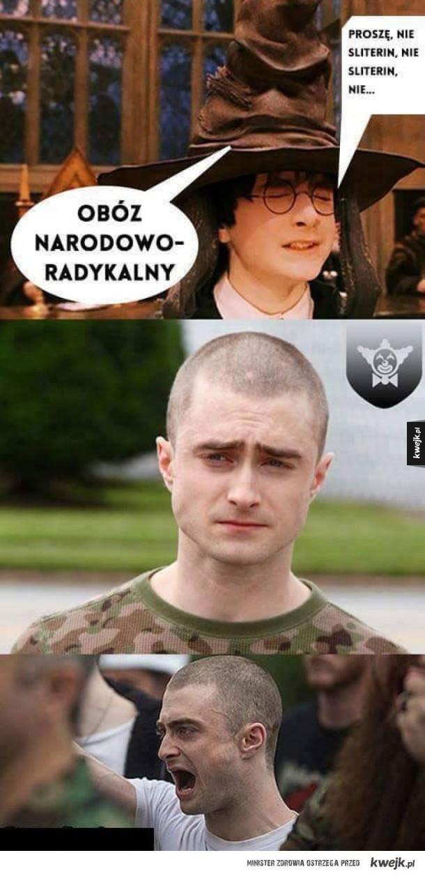 Harry Potter i Drużyna Wpierdolu