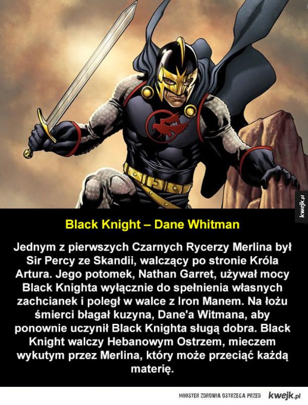 Niedoceniani superbohaterowie z uniwersum Marvela