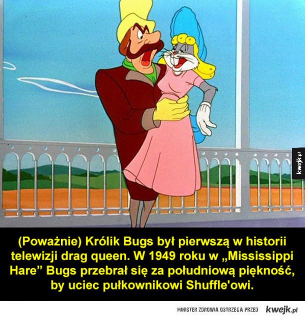 Ciekawostki o Looney Tunes