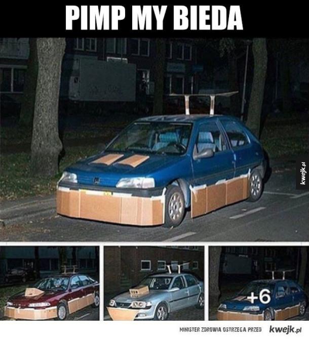 Pimp my bieda
