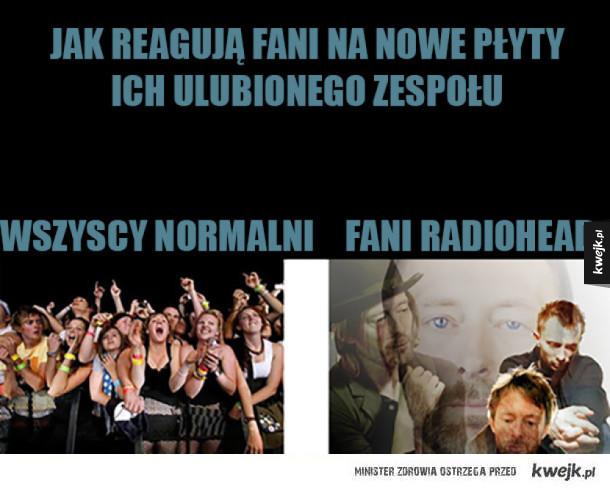 Biedni fani radiohead