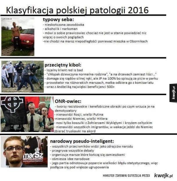 Polska patologia