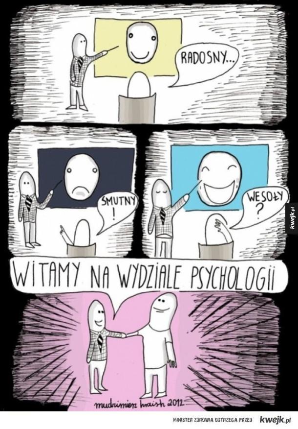 Psychologia.