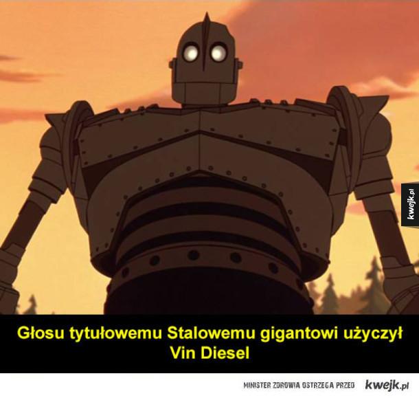 Znane głosy w filmach animowanych