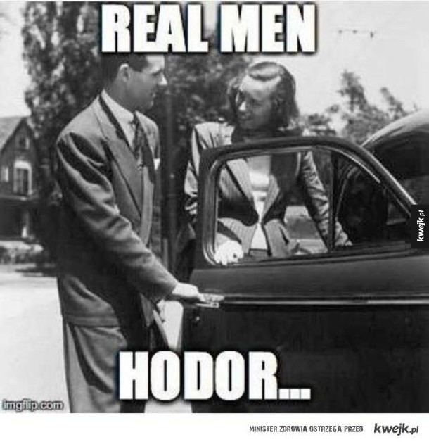 Prawdziwi mężczyźni