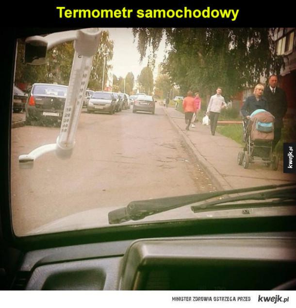 termometr xD