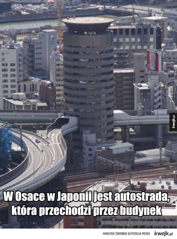 Autostrada w Japonii