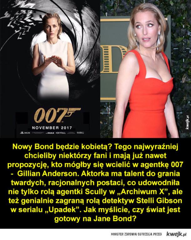 Nazywam się Bond. Jane Bond.