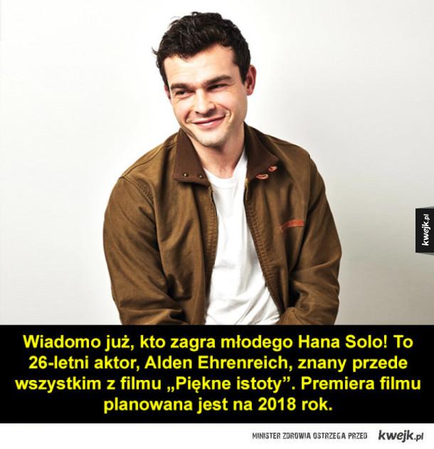 Młody Solo?