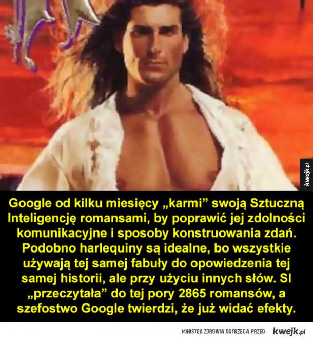 Genialny pomysł, Google