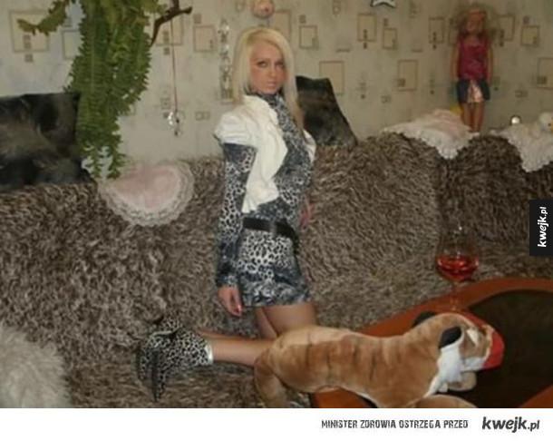 Rosyjska dama