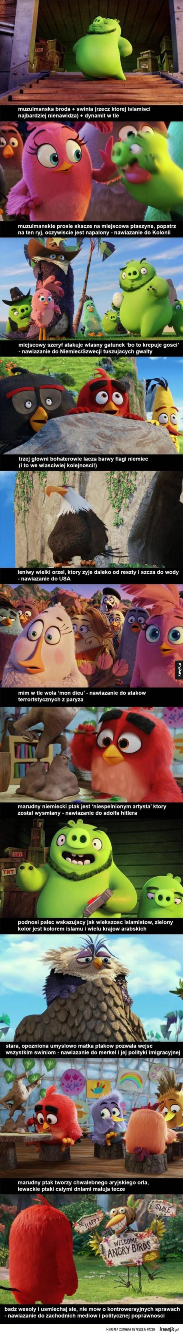 Film Angry Birds