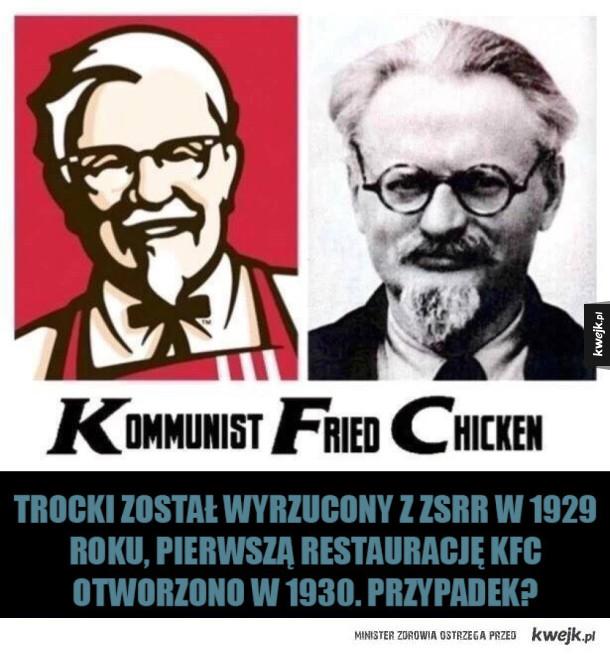 Uważaj na KFC