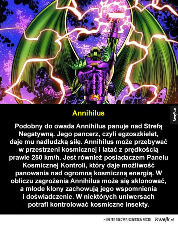 Niedoceniani złoczyńcy z uniwersum Marvela