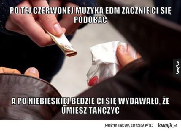 Oba problemy rozwiązuje MDMA