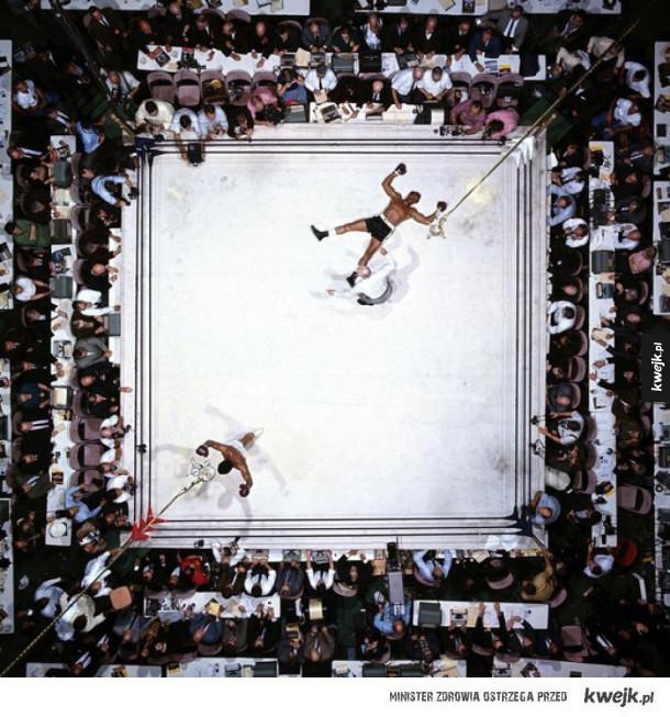 Muhammad Ali miał instagramowe fotki zanim to było modne