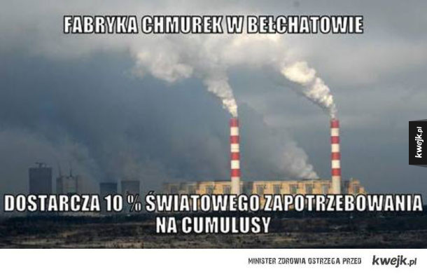 Fabryka chmurek