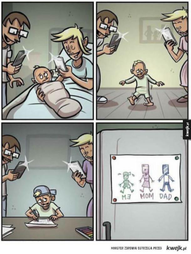 tak widzi dziecko