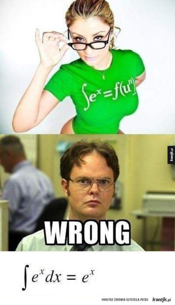 Like a nerd