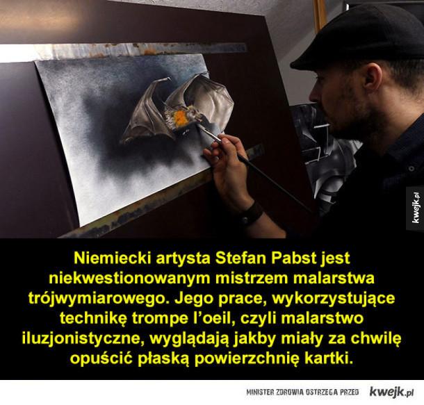 Malarstwo 3D