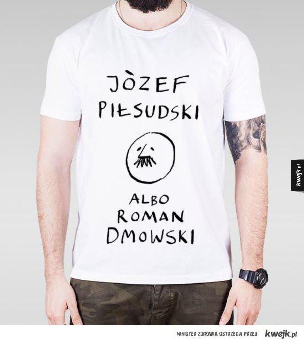 Koszulka ponad podziałami