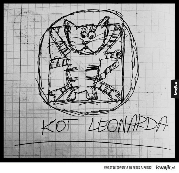 Kot leonarda