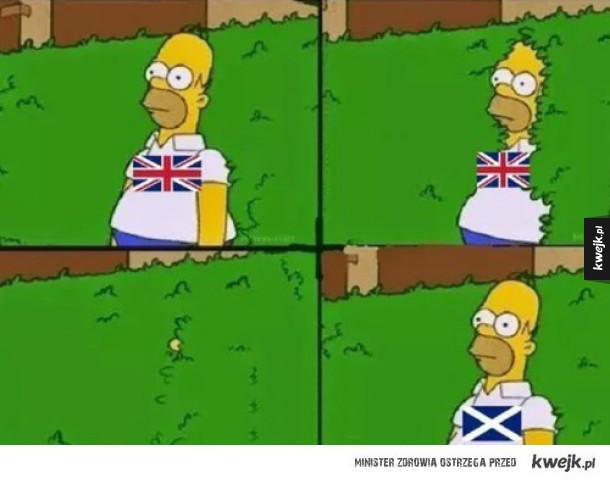 Szkoci po Brexicie
