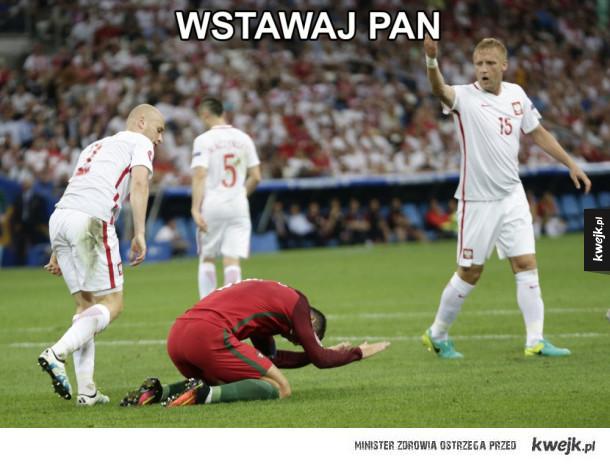 Reakcje internautów po meczu Polska - Portugalia