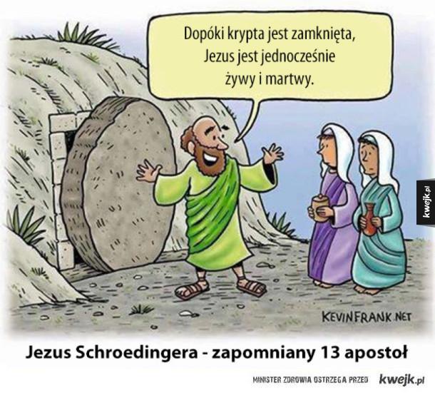 Jezus Schroedingera