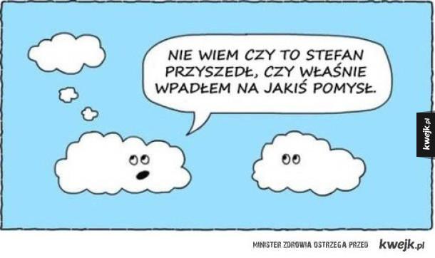 Problemy chmurek