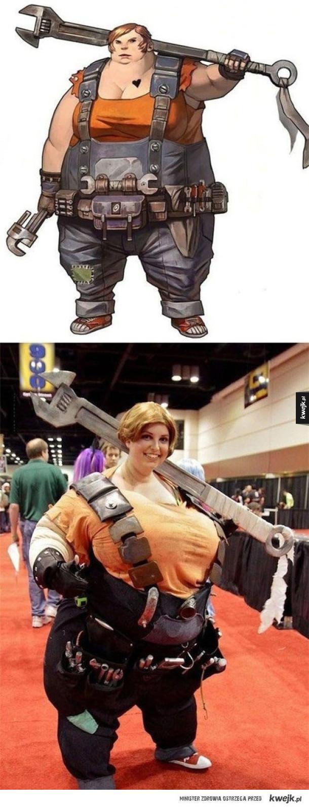 Dat cosplay