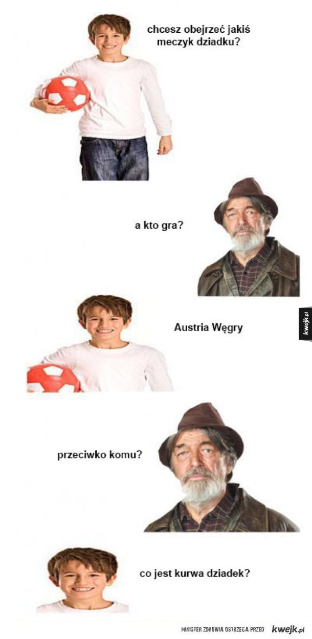 Co ten dziadek xD