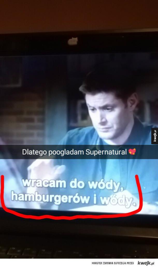 kochaj supernatural!