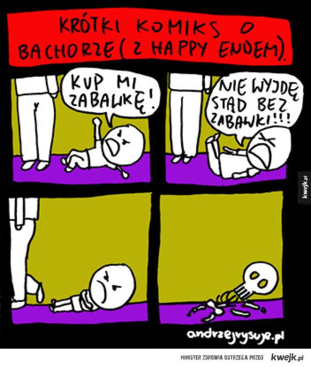 Krótki komiks