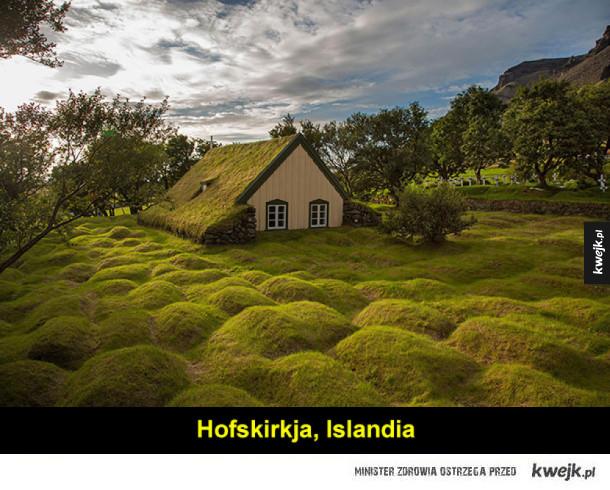 Skandynawskie domki, które wyglądają jak z baśni!