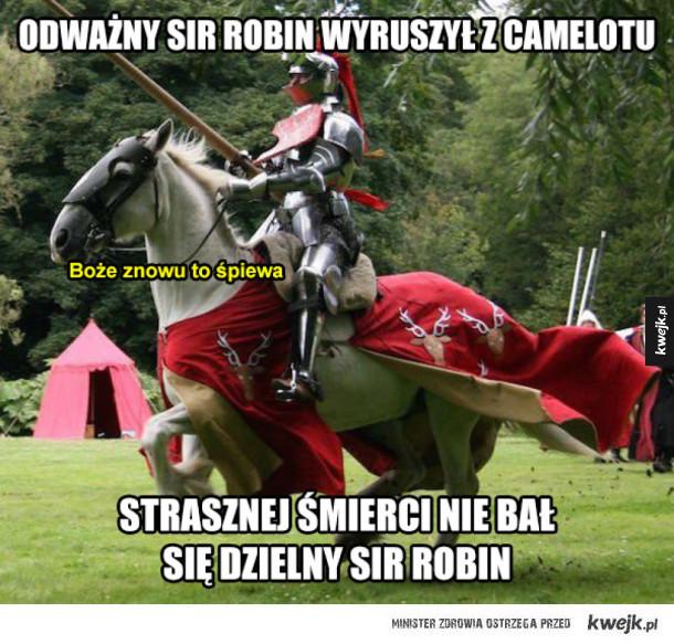 Dzielny Sir Robin